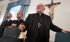 """El Papa rechaza la dimisión del cardenal Marx: """"Continúa como obispo de Múnich"""""""
