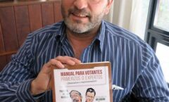 Antonio Helguera, el fajador del fino trazo