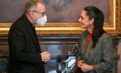 México debe superar la polarización, dice el cardenal Parolin