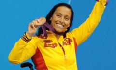 Nadadora paralímpica Teresa Perales, Princesa de Asturias de Deportes