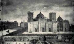 Convento Grande De San Francisco en Querétaroy sus efemérides
