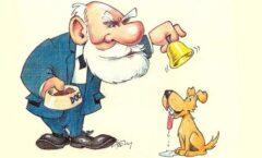 La analogía con los perrosde Pavlov fue una idea de José Woldenberg