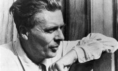 Aldous Huxley  (Aldous Leonard Huxley, Godalming, 1894 - Los Ángeles, 1963)