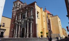 El Oratorio de San Felipe Neri en Querétaro: Actual Catedral