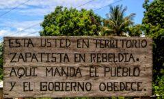 Chiapas vive la mal llamadaguerra de baja intensidad, o contra-insurgencia.