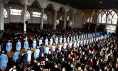 Las iglesias evangélicas gananvisibilidad e influencia en América Latina.