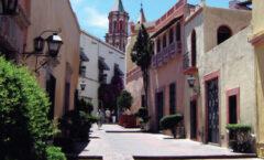 Querétaro nace de sus barrios