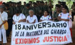 """""""Al grito de¡salgan, perros¡"""", perpetraron la masacre de El Charco, ejecutando a 10"""