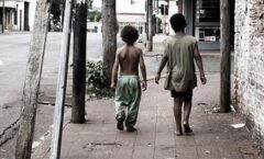 Los Niños de la calle