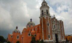 Convento franciscano hoy Catedral en Tlaxcala, ya es patrimonio mundial