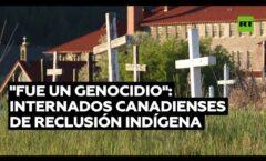 Lecciones del genocidio de niños indígenas en Canadá