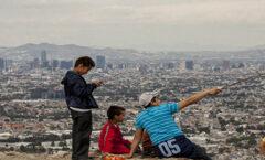 Hace 60 años elvalle de México dejó de ser la región más transparente del aire.