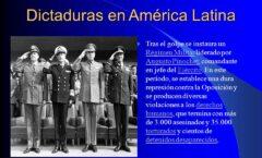Los dictadores que conocimos en el pasado de América Latina llamaban al asombro