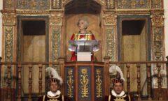 Sor Juana/ es la llama trémula/ en la noche de piedra del virreinato