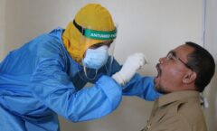 Ssa 24,975 en un día  en México récord de contagios desde que empezó registro