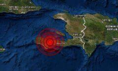 Fuerte sismo sacude Haití; se siente por todo el Caribe