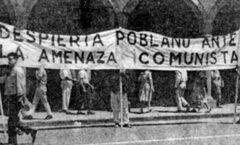 El anticomunismo no se inventó en laguerra fría:es vena religiosa de derechas