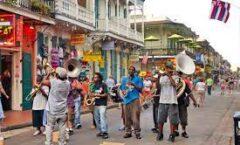 Luisiana y el Festival de Jazz