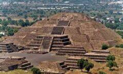 La estructura en Teotihuacan registra unalarmantedeterioro