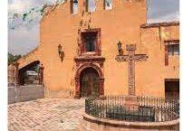 La Iglesia Chiquita, así llamada desde la llegada de Conín a estas tierras de conquista