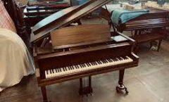El piano del Nobel de Literatura Thomas Mann autor deLa montaña mágica
