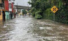 Esta es la razón por la que se inundó media Xalapa