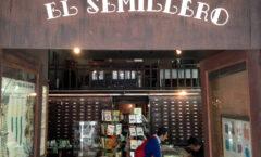 El Semillero, en el callejón de La Condesa