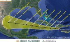 Alerta: Grace pegaría a Veracruz como huracán
