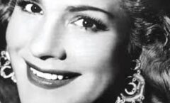 Murió Rosita Quintana, leyendas de la época de oro del cine nacional