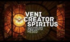 Veni Creator. Himno para agradecer al Espíritu Santo por el trabajo creador de J F Z