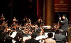 """Serie""""Gente de música, retos y rituales""""los atrilistas se acercan a sus instrumentos"""