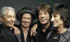 """Los Rolling Stones festejan 40 años de""""Tattoo You"""""""