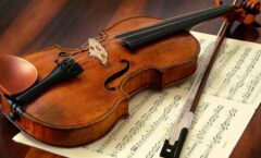 Antonio Stradivari y otros trataron sus instrumentos con sustancias químicas