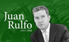 Juan Rulfo  (Apulco, Jalisco, 1918 - Ciudad de México, 1986)