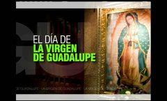 Para Celebrar a Santa María de Guadalupe en Domingo