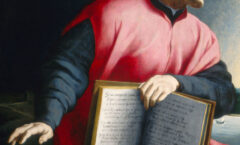 Así era Dante Alighieri