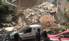 Hasta anoche, 77 réplicas  Apagones por el sismo afectan a 1.6 millones