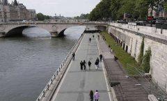Paseo por las callejuelas situadas entre el Sena y la plaza Maubert-Mutualité,