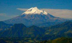 El Pico de Orizaba sí está en Veracruz y el Cofre es montaña