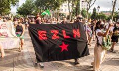 El EZLN por ahora rompe el cerco racista
