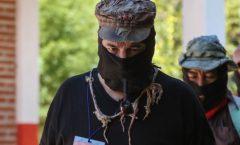 Chiapas está al borde de una guerra civil, Ejército Zapatista de Liberación Nacional