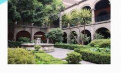 Hospital de Jesús.