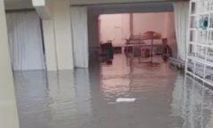 Dramático rescate en Hospital de Tula.  Reportan 15 decesos