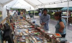 Los vendedores de libros, 'les bouquinistes',