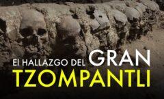 Hallan cráneos de dos niños juntos en Huei Tzompantli de Tenochtitlan
