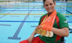 Estuvo muerta clínicamente; hoy es campeona, medallas en Beijing Río y Tokio