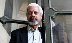 Abdulrazak Gurnah, novelista nacido en Tanzania en 1948.