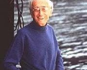 Jacques-Yves Cousteau. Nació el 11 de junio de 1910 en Saint-Andre-de Cubrac