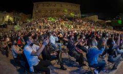 Ritmos caribeños con orquesta inauguran el Festival Cervantino