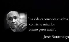 José Saramago  (Azinhaga, 1922 - Tías, España, 2010)